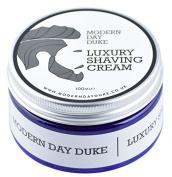 Shaving Cream - Luxurious Shaving Cream by Modern Day Duke with Citrus & Neroli fragrance - the best shaving cream to reduce shaving rash and irritation