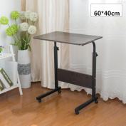 adjustable Folding table Laptop table Land mobile lazy tables 3 colours available 60 * 40cm Can be rotated