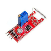 TOOGOO(R) 10pcs KY-025 Module Keyes Large Magnetic Module For Arduino New