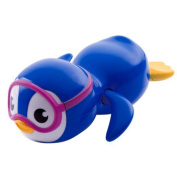 Swimming Penguin Bath Toy,Byste Clockwork Wind Up Baby Shower Funny Accompany Gift