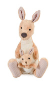 Plush ALICE kangaroo music box