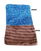 Luxurious Plush Baby Blanket