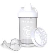 Twistshake Crawler Cup 300ml / 10oz 8+m White