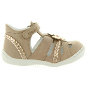 Girl Shoes KICKERS 551640-10 GINGER 113 BEIGE