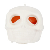 wuayi Relieve Stress Squeeze Skull Toy Decor Decompression Popping Out Eyes Toys