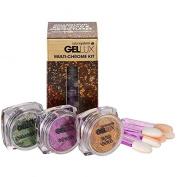 Salon System Gellux Multi Chrome Kit