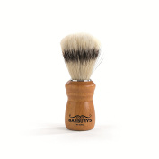 Barburys Shaving Brush - Cherry