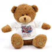 The Worlds Best Care Home Assistant Teddy Bear