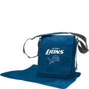 Lil Fan Nappy Messenger Bag, NFL Detroit Lions