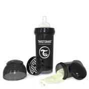 Twistshake Anti-Colic 260ml / 9oz Black