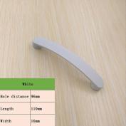 DAN SPEED Children Aluminium Alloy Door Handles for Furniture Cabinet Drawer Knobs Shoe Wardrobe Handle Furniture Hardware For Kids