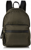New Look Womens Uma Utility Nylon Backpack Green