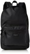 New Look Mens Pu Backpack Black