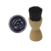 FAMACO BLUE MARINE (OCEAN) DYE CREAM Polish 15ml & Luxury Application Brush