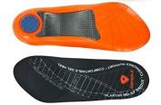Sofsole Insoles Plantar Fasciitis Heel Entlastung 3/4 Women's Orthopaedic Sports Man + Free Socks 43-50