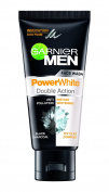 Garnier Men Face Wash Power White Double Action, 100 gm