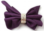 Polyester jacquard cloth napkin _ new purple polyester wholesale upscale hotel restaurant