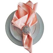 Glass cloth cloth wedding celebration 45*45cm100 restaurant napkin