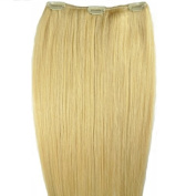 100% REAL, Luxury, Clip-In Hair Extensions, 1 Piece, 60cm in length - 40 Grammes, Remy, Human Hair