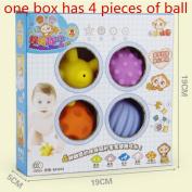 Children Hand Grab the Ball Soft Baby Bathing Toys Apply to Bathtub Pool