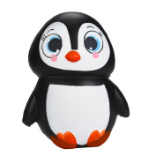 Cute Penguins Squishy Toys HOMEBABY 14cm Animal Squishy Slow Rising Cream Scented Decompression Toys Fun Toy Gift Kids Toy Christmas Gifts