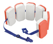 Happy People 18010 Bema Swimming Aid with Six Buoyancy Elements of EVA Foam and Adjustable Nylon Belt