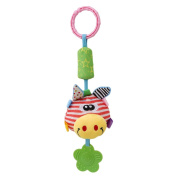 Lalang Clip on Pram Toys Baby Pushchair Windbell Toys