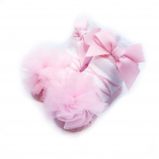 Bluelans Baby Infant Girls Princess Ballet Design Lace Bowknot Breathable Socks Hosiery
