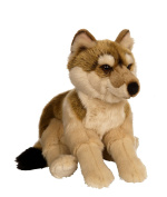Gipsy 054691 – Wolf Lying Down 30 cm – Brown