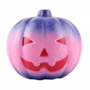 squarex Lovely Pumpkin Cream Scented Squishy Slow Rising Squeeze Toys Charm