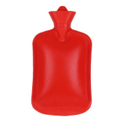 Rubber Hot Water Bottle Bag 2000ml Capacity