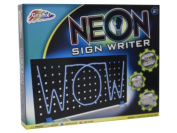 Fun Present for Girls & Boys - Neon Sign Writer For Ages 5+
