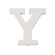 Letter Y MDF 5,5x0,9 Alphabet Initials