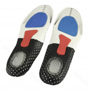 Unisex Orthotic Arch Support Shoe Pad Sport Running Gel Insoles Insert Cushion