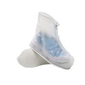 Feicuan Kids Anti-slip Waterproof Shoes Cover Reusable Rain Overshoes
