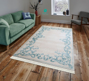 Classic Design Rug 120 x 170 cm 11 mm Pile with Matching Franzen