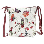 Signare Tapestry Sling Style Cross-body Satchel Bag