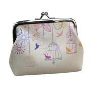 Albeey Women's Lady animal Wallet Card Holder Coin Purse Clutch Handbag
