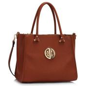 Womens Handbags Ladies Fashion Shoulder Bag Grab Tote Handbags Hot Selling Leesun London Bags Faux Leather Bag