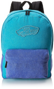 Vans Realm, Women's Backpack, Blue (capri Breeze Washed), One Size