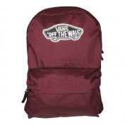 Vans Realm Backpack Casual Daypack, 42 cm, 22 Litres, Port Royale