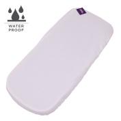 Mattress Cover Capazo Bugaboo Buffalo Pique White Waterproof tititnins