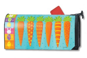 MailWraps Bunny Delight Mailbox Cover 01470