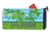 MailWraps Irish Blessings Mailbox Cover 01280