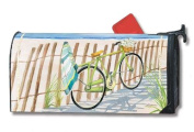 MailWraps Beach Trail Mailbox Cover 01463