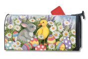 MailWraps Easter Babies Mailbox Cover 01469