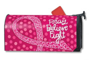 MailWraps Think Pink MailWrap Mailbox Cover 01437