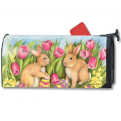 Hiding the Eggs Large MailWraps Magnetic Mailbox Cover #21279