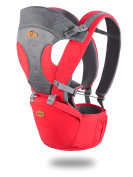 Lionelo Lauren Baby Carrier, Red