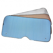 Alamor Folding The Front Wind Shield Of Five Thickened Car Sun Visor Shade